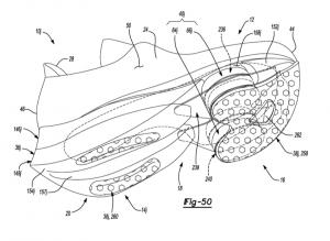 Modell eines Nike Alphaflys